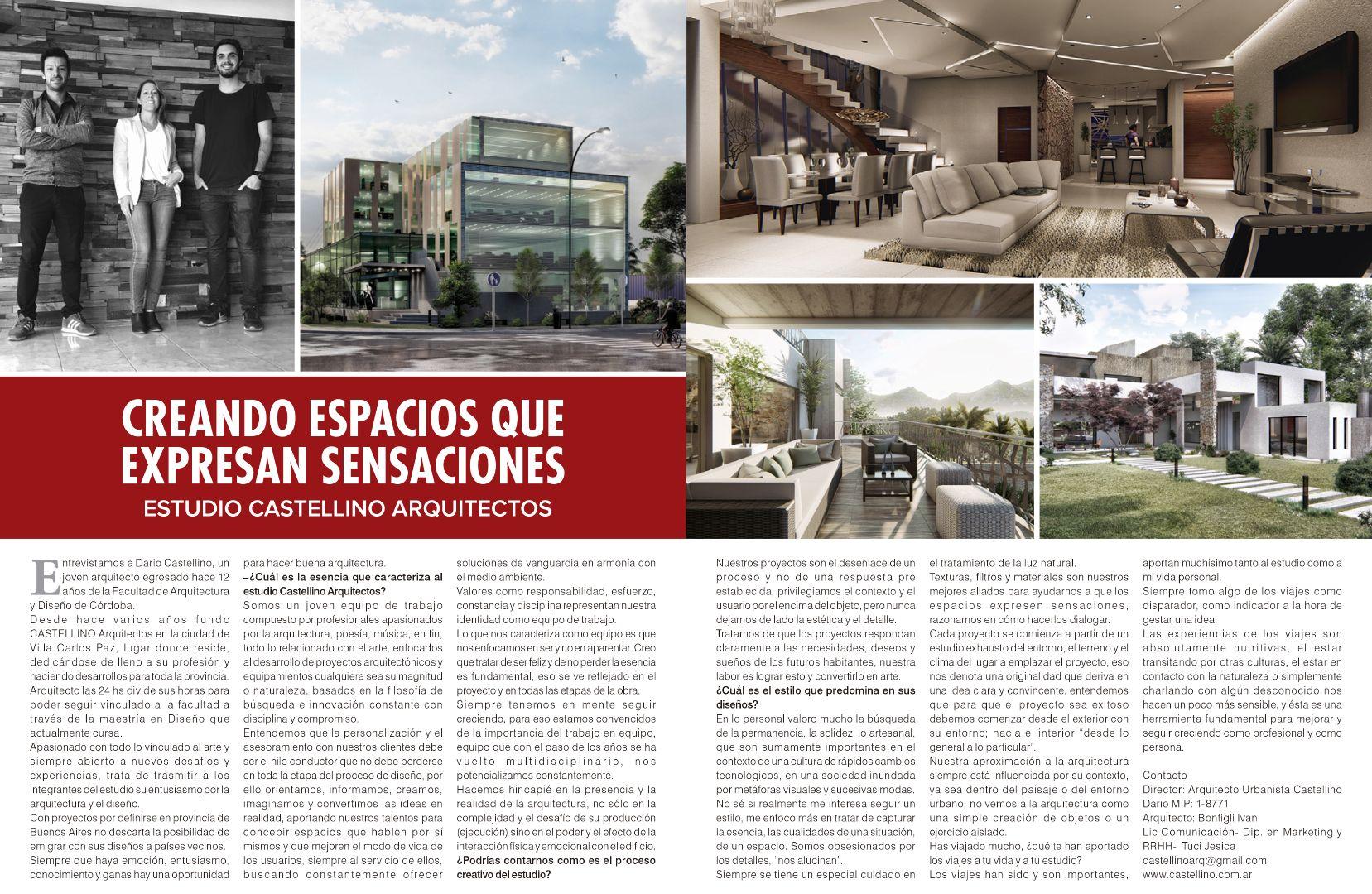 Revista Caras Like especial Arq y Decoracion